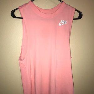 Nike tank workout shirt